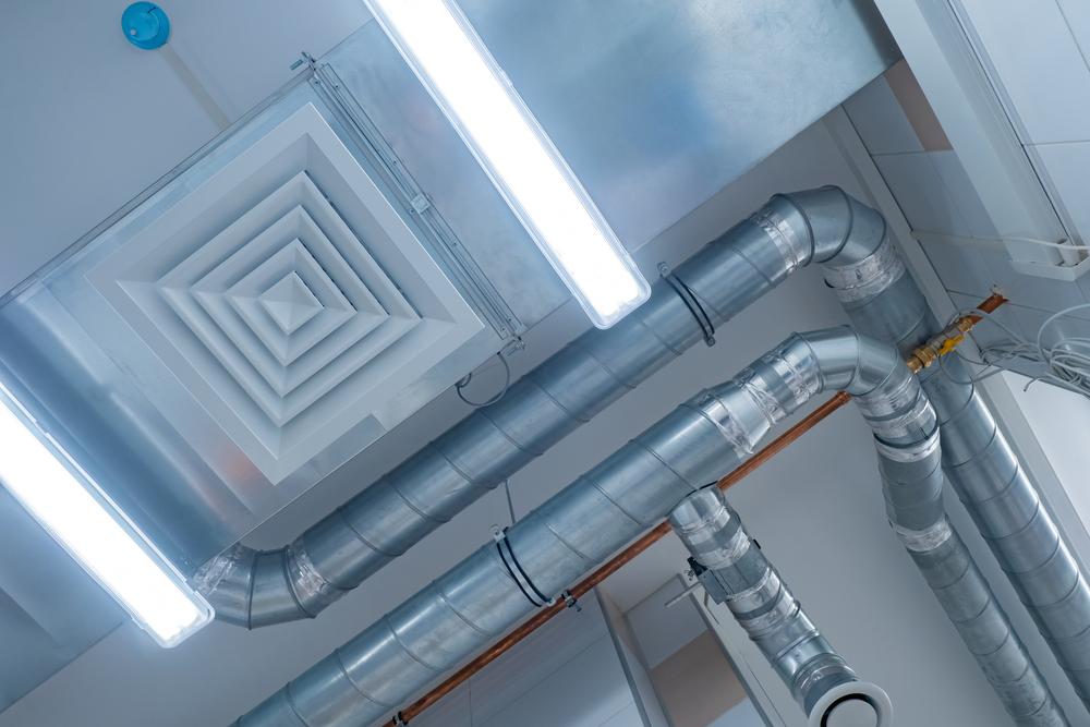 Ventilation in office
